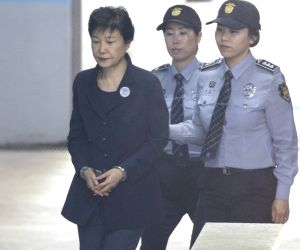 SOUTH KOREA SEOUL FORMER PRESIDENT TRIAL