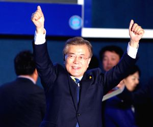 SOUTH KOREA SEOUL PRESIDENTIAL ELECTION MOON JAE IN