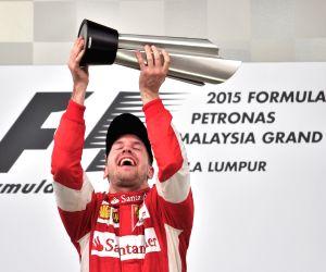 MALAYSIA SEPANG F1