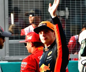 MALAYSIA SEPANG F1 QUALIFYING SESSION