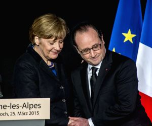 FRANCE SEYNE LES ALPES JOINT CONFERENCE