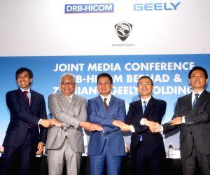 MALAYSIA-SHAH ALAM-CHINA-AUTO