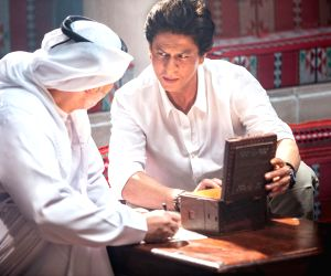 SRK sets out on Dubai adv