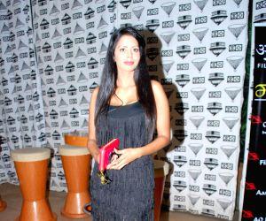 Shahna Goswami at Arohi film festival launch at Ubuntu.