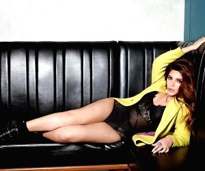Shama Sikander brightens up in yellow