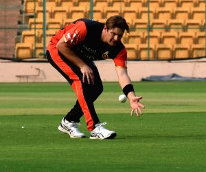 2017 IPL - Royal Challengers Bangalore  - practice session