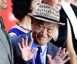 CHINA SHANGHAI FILM FESTIVAL OPENING