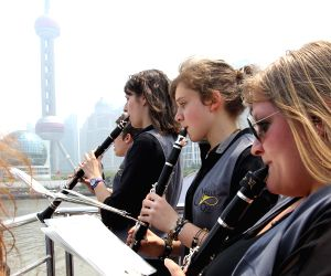 The Shanghai Spring International Music Festival in Shanghai