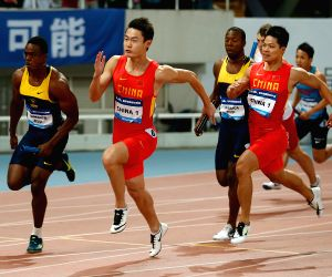 CHINA SHANGHAI IAAF DIAMOND LEAGUE