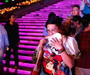 CHINA-NYU SHANGHAI-GRADUATION CEREMONY