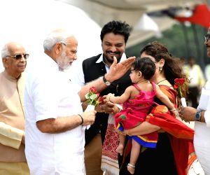 Modi underlines Centre's commitment towards education