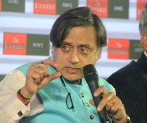 Shashi Tharoor. (Photo: IANS)