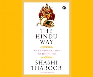 "Free Photo: Shashi Tharoor's book ""The Hindu Way - An Introduction to Hinduism"