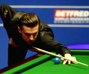 BRITAIN SHEFFIELD SNOOKER WORLD CHAMPIONSHIP QUARTERFINALS