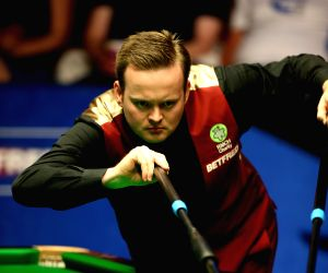 BRITAIN SHEFFIELD SNOOKER WORLD CHAMPIONSHIP FINAL