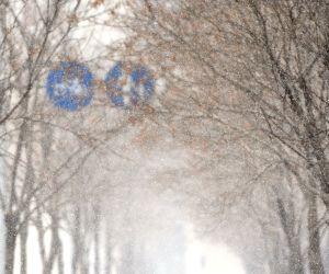 CHINA SHENYANG SNOW