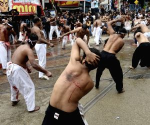 Muharram observed in West Bengal