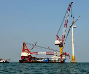 CHINA-HEBEI-LAOTING-OFFSHORE WIND POWER PROJECT