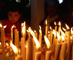 Christmas celebrations at Christ Church