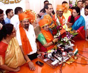 Shiv Sena's Kishori K. Pednekar elected new Mumbai Mayor