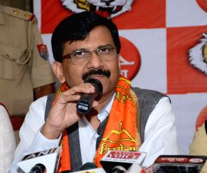 Sanjay Raut appointed Shiv Sena Parliamentary Party chief
