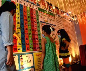 "Lockdown Path Shala"" for kids learning at Chunabhatti ahead of Navratri"