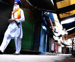 34th anniversary of Operation Bluestar -  Shutdown in Amritsar