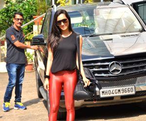 Shraddha Kapoor seen at Andheri