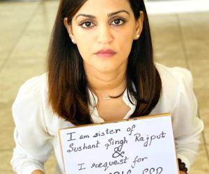 सुशांत सिंह राजपूत की बहन श्वेता ने की एक नयी वीडियो रिलीज़