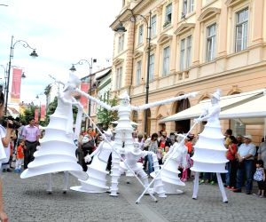 ROMANIA-SIBIU-INTERNATIONAL THEATER FESTIVAL