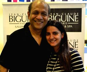 Jean-Claude Biguine Salon & Spa launch