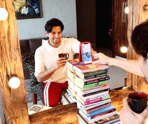 Sidharth Malhotra's work-for-home setup is about 'jugaad'