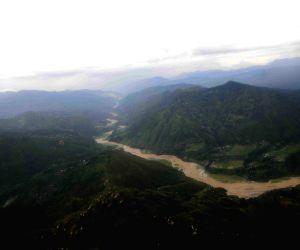 Landslide in Sindhupalchowk