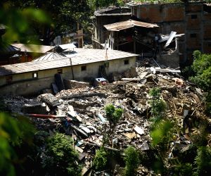 NEPAL SINDHUPALCHOWK EARTHQUAKE