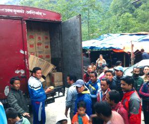 NEPAL SINDHUPALCHOWK EARTHQUAKE AFTERMATH