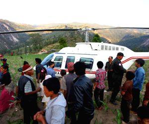 NEPAL SINDHUPALCHOWK EARTHQUAKE RELIEF AID