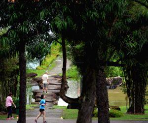 SINGAPORE SINGAPORE CHINESE GARDEN
