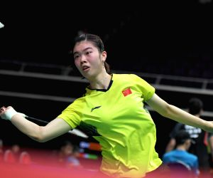 SINGAPORE BADMINTON SIGAPORE OPEN