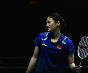SINGAPORE BADMINTON SINGAPORE OPEN