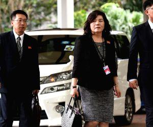 SINGAPORE DPRK U.S. SUMMIT PREPARATION
