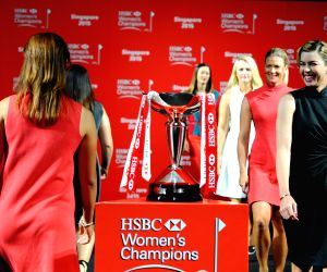 SINGAPORE GOLF HSBC WOMEN'S CHAMPIONS PRE COMPETITION EVENT