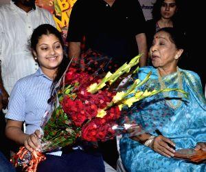 Asha Bhosle's new album launch