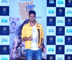 "Trailer launch of film ""Happy Phirr Bhag Jayegi"" -  Jassi Gill"