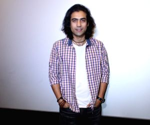 "Jubin Nautiyal during a programme organised to launch ""Pahelo Prem"" song"