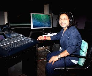 Media interaction by Kailash Kher