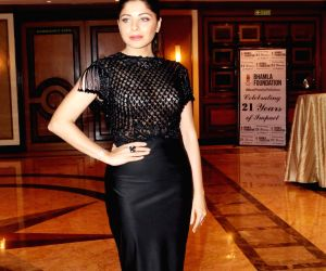 """Launch of """"Beat Plastic Pollution"""" campaign - Kanika Kapoor"""