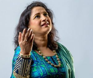 Kavita Seth feels blessed to help society through her music