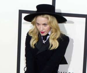Madonna cancels UK show due to ill health