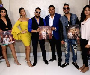 Mika Singh at the launch of his song 'Sama The Summer Love