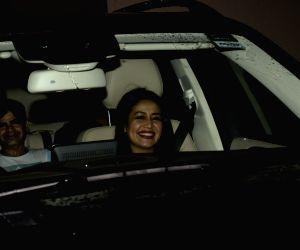 "Special screening of film ""Dhadak"" - Neha Kakkar"